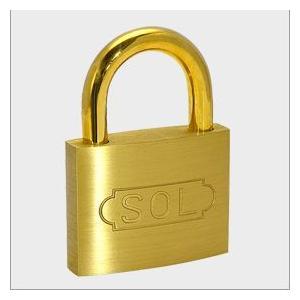 ソール SOL   シリンダー錠50(同一鍵番号)    2500 【150504】(シリンダー錠)|daishinshop