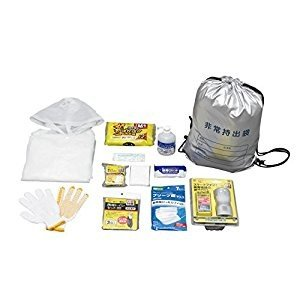 アイリスオーヤマ IRIS  避難袋セット HFS-12 [...
