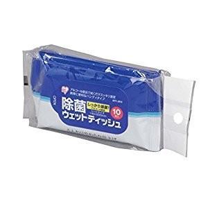アイリスオーヤマ IRIS 除菌ハンディウェッ...の関連商品6