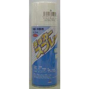 三高 SANKO 【在庫品】 ラッカースプレー 300ml 白 #1366 [A190102]|daishinshop
