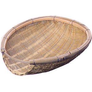 小柳産業  取寄品  天然素材 口切ざる 佐渡産  21間2升 33013     ガーデニング|daishinshop