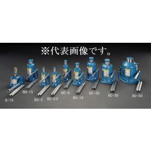 <title>エスコ ESCO (人気激安) 5.0ton 212-462mm 油圧ジャッキ EA993BC-5 I060714</title>