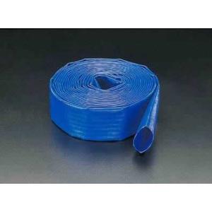 代引き不可 (訳ありセール 格安) エスコ ESCO 75mmx30m I040202 水中ポンプ用ホース EA345GH-30