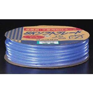 エスコ 限定Special Price ESCO 19 26mm x EA124DL-17 I240403 糸入り ウォーターホース 30m 買収