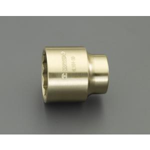 エスコ ESCO 個人宅不可 3 4DRx38mm I040115 ソケット ノンスパーキング メーカー公式ショップ 人気ブレゼント EA643FD-38