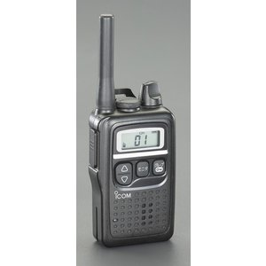 エスコ ESCO 個人宅不可 贈答 トランシーバー 業界No.1 中継器対応 I270203 EA790AG-61