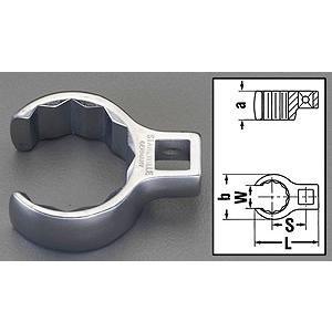 <title>エスコ ショップ ESCO 1 2DRx41mm CROW-RING スパナ EA617YU-41 I080202</title>