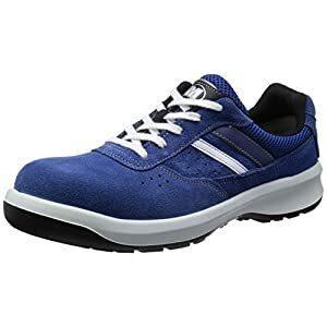 ミドリ安全  スニーカータイプ安全靴G355023.5CM G3550-BL-23.5 [A060401]
