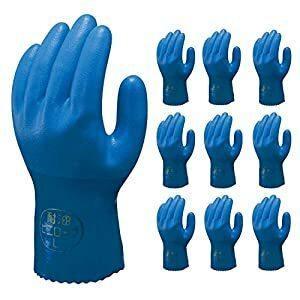 ショーワグローブ 簡易包装耐油ビニローブ10双入...の商品画像