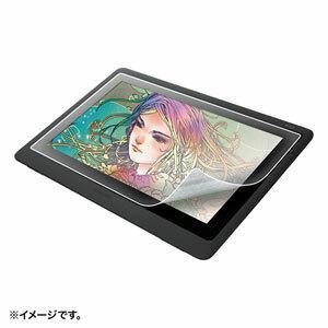 サンワサプライ WacomペンタブレットCintiq16用ペーパーライク反射防止フィルム LCD-W...