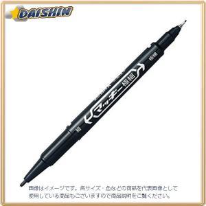 ゼブラ  マッキー極細 黒 フック付POS用 [704911] P-MO-120-MC-BK [F020316]|daishinshop