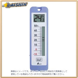 シンワ測定 デジタル温度計 D-10 最高・最低 防水型 No.73043 [A030711]