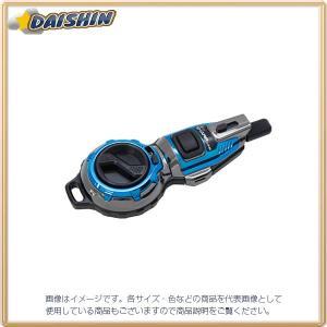 シンワ測定 ハンディ墨つぼ Jr. Plus 自動巻 シャープライン メタルブルー No.73298...