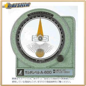 新作からSALEアイテム等お得な商品 公式ストア 満載 シンワ測定 マルチレベル A-600 No.78966 A030518