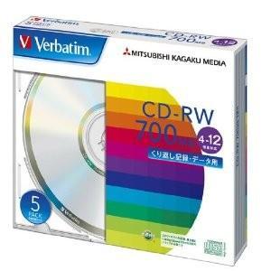 三菱化学メディア PC DATA用 CD-RW...の関連商品2