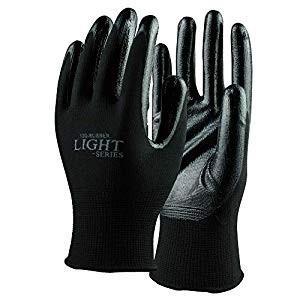 おたふく手袋 13Gニトリル背抜き手袋 A-372 [A060313]|daishinshop