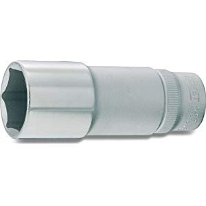 ハゼット HAZET  ディープソケットレンチ(6角タイプ・差込角9.5mm) 880LG-22 [...