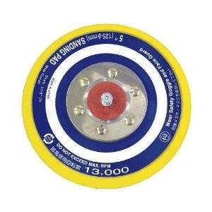 エスピーエアー  SP 125mm非吸塵マジックパッド AS-111 [A230101]