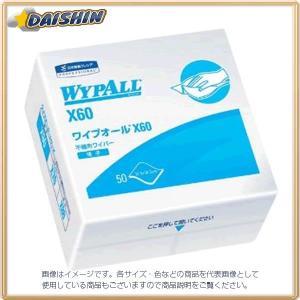 クレシア 日本製紙  ワイプオールX60 4つ折り #60560 [A230101]