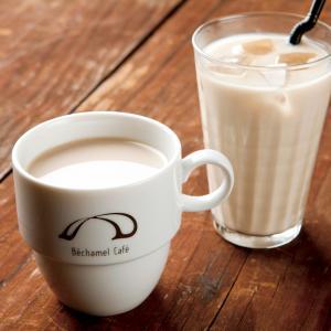 カフェ オリジナル シンプル カジュアル マグ / Bechamel Cafe ( ベシャメルカフェ ) スタッキング マグカップ|daiwa-kigyo|02