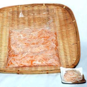 業務用いかの塩辛(白つくり)1kg|daiwafoods