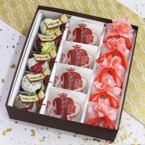 和菓子 詰め合わせ 栗大納言5個福もなか4個珠の栗5個 お菓子 お供え お供え物 お取り寄せ お土産 高級 老舗|daiya