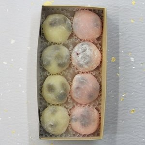 和菓子 大福 レアチーズ大福 8個入 生菓子 レアチーズ チーズ お菓子 スイーツ お取り寄せ ギフト 老舗 高級|daiya|02
