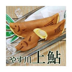 和菓子 詰め合わせ やす川上鮎 18個入 鮎菓子 お取り寄せ ギフト お供え 老舗|daiya