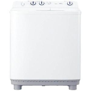 ハイアール 4.5kg 2槽式洗濯機 ホワイトHaier JW-W45E-W|daiyu8-y