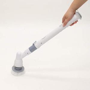 ヒロ・コーポレーション 浴室の隅々までラクラク掃除 コードレスマルチポリッシャー ホワイト HCG-CMP001|daiyu8-y