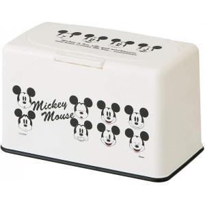 スケーター マスクストッカー リフトアップ式 ミッキーマウス ディズニー 約60枚収納 MKST1-A マスク入れ かわいい|daiyu8-y