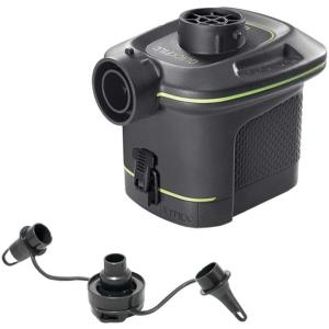 INTEX(インテックス) 空気入れ ポンプ バッテリーポンプ 電池式 66638 [日本正規品] 自動空気入れ  電動 電動空気入れ  プール用 daiyu8-y