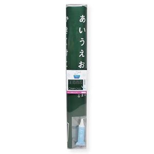 日本理化学 おふろdeキットパス おふろ用おえかきシート こくばん KFOS-KOK