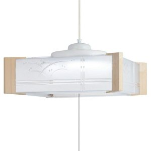 NEC LED和風ペンダントライト 調光タイプ~6畳 HCDA0669 ダイユーエイト PayPayモール店