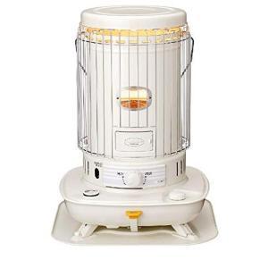 コロナ 石油ストーブ(木造17畳/コンクリート23畳)【暖房器具】CORONA ホワイト SL-6618-W 対流型
