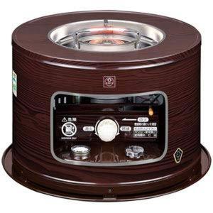 コロナ 石油こんろ(煮炊き用)【暖房器具】CORONA 木目 KT-1618-M|daiyu8