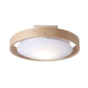 Slimac スワン電器 LEDミニシーリングライト ナチュラルウッド 電球色LEDタイプ CE-1...