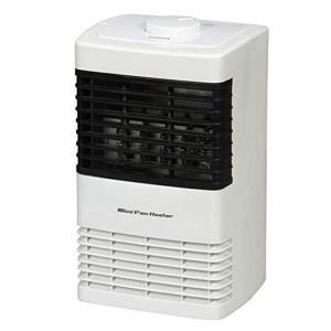 ユアサ ミニファンヒーター【暖房器具】YUASA YA-D601Y-W|daiyu8