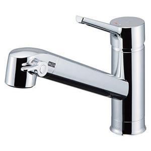 LIXIL(リクシル) INAX キッチン用 浄水器内蔵シングルレバー混合水栓 エコハンドル RJF-871Y|daiyu8