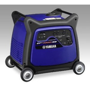 【送料無料】ヤマハ 4.0kVA防音型インバーター発電機 EF4000ISE