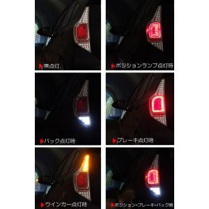 アクア LEDテール NHP10 3Dホール フルLEDテール CRYSTALEYE(J106 daizens-shop 03