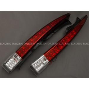 L175S/L185S ムーヴカスタム クリスタルLEDテール 赤白カラー(ウィンカーLED) daizens-shop