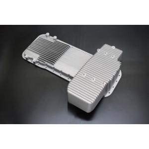 1. アルミ鋳物製により、エンジンの剛性を大幅に上げることができる。 2. アルミの放熱性能に加えフ...