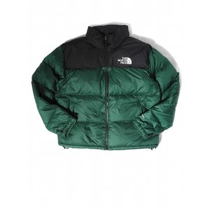THE NORTH FACE 1996 RETRO NUPTSE JACKET NIGHT GREE...