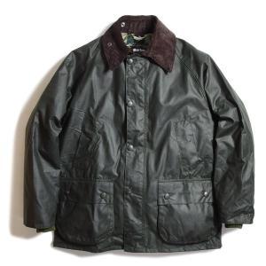 BARBOUR BEDALE / バブアー コットンワックス ジャケット ビデイル セージ