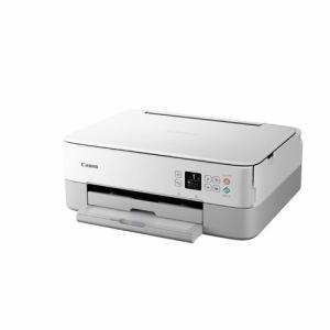 キヤノン TS5330WH インクジェット複合機 TS5330 WHITE PIXUSパソコン:プリンター・スキャナー:複合機|damap