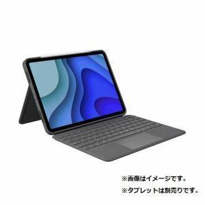 ロジクール iK1175BKA ロジクール FOLIO TOUCH for iPad Pro 11-inchパソコン:ドライブ:PCケース・HDDケ damap