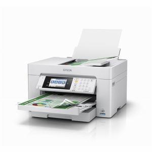 プリンター エプソン 本体 複合機 インク PX-M6010F A3複合機IJプリンター ホワイトパソコン:プリンター・スキャナー:複合機|damap