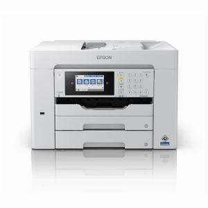 プリンター エプソン 本体 複合機 インク PX-M6011F A3複合機IJプリンター ホワイトパソコン:プリンター・スキャナー:複合機|damap