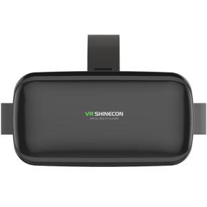 VRゴーグル Shinecon 6.0 VR仮想現実ゴーグル 3Dゴーグルヘッドセット ヘルメットス...